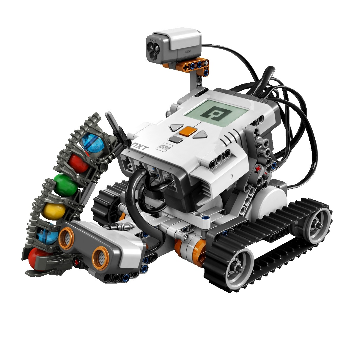 Lego mindstorms nxt 2.0 robotic invention system