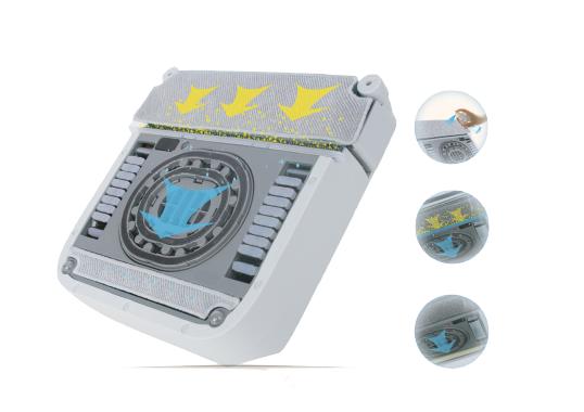 robot laveur de vitres winbot 730 robots laveurs de. Black Bedroom Furniture Sets. Home Design Ideas
