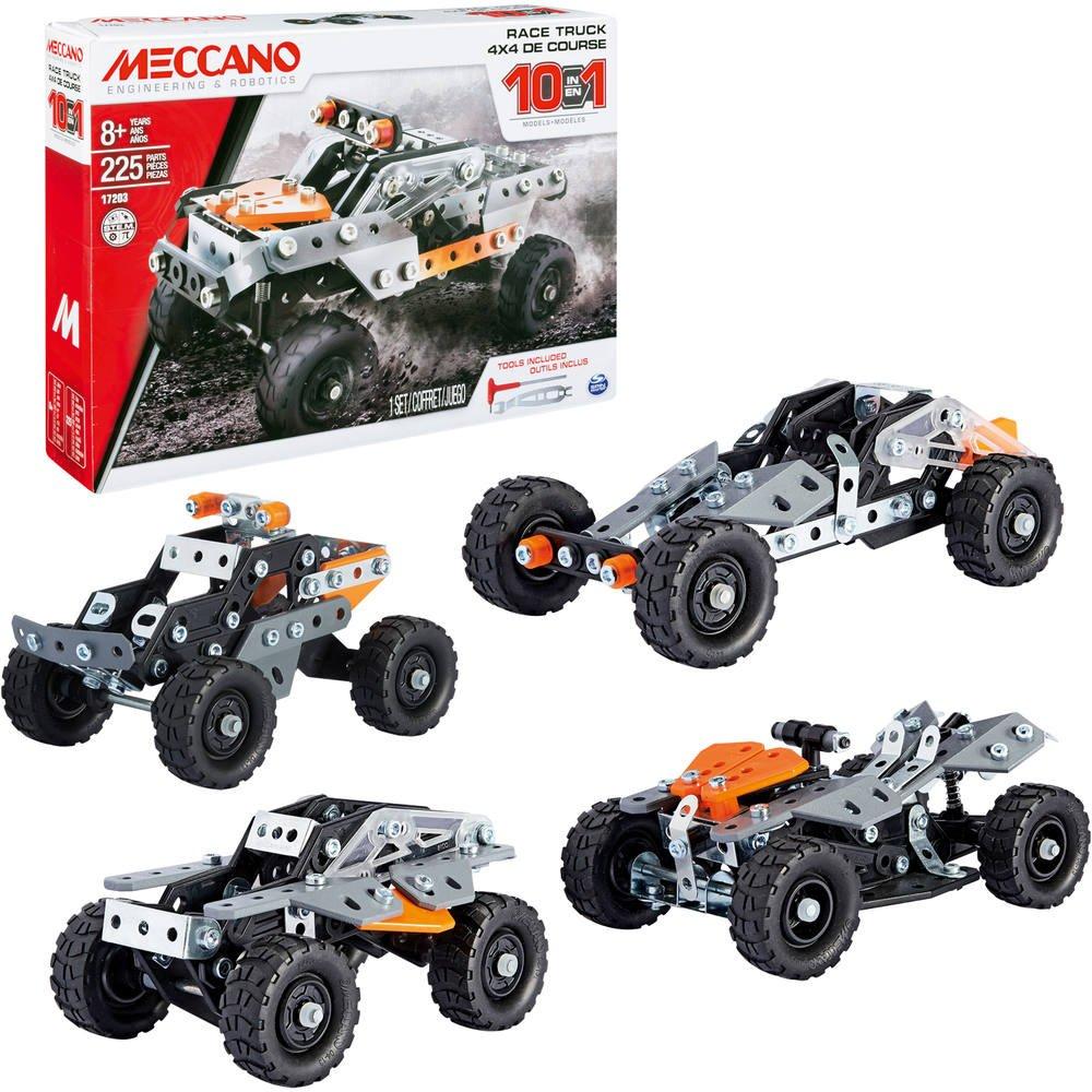 4X4 Meccano to build