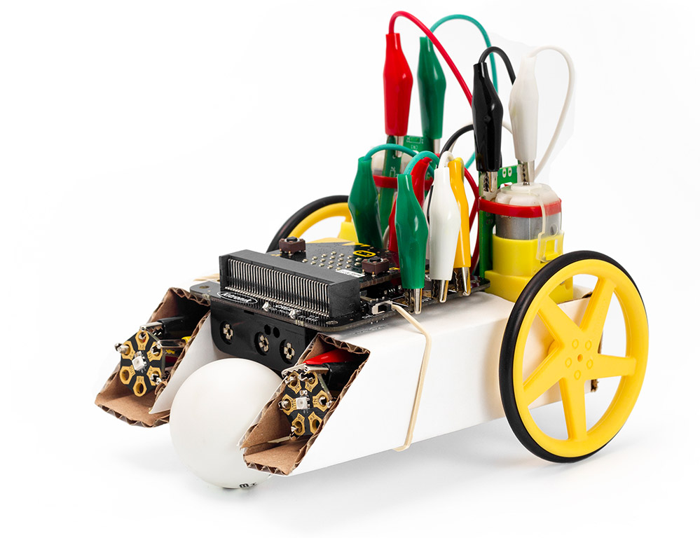 Buggy LED Kitronik microbit