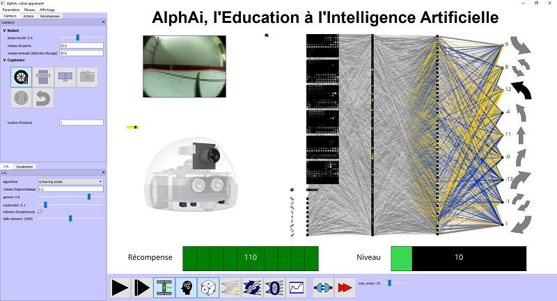 AlphAi Artificial Intelligence