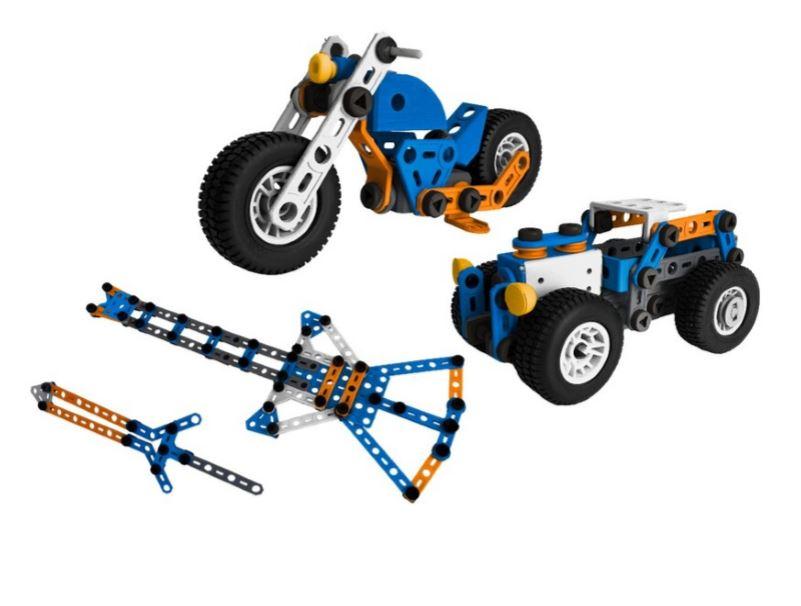 Baril 150 pièces Meccano Junior 6055102