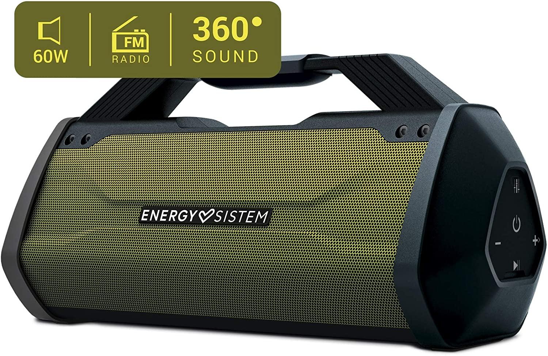 bluetooth speaker beast energy sistem
