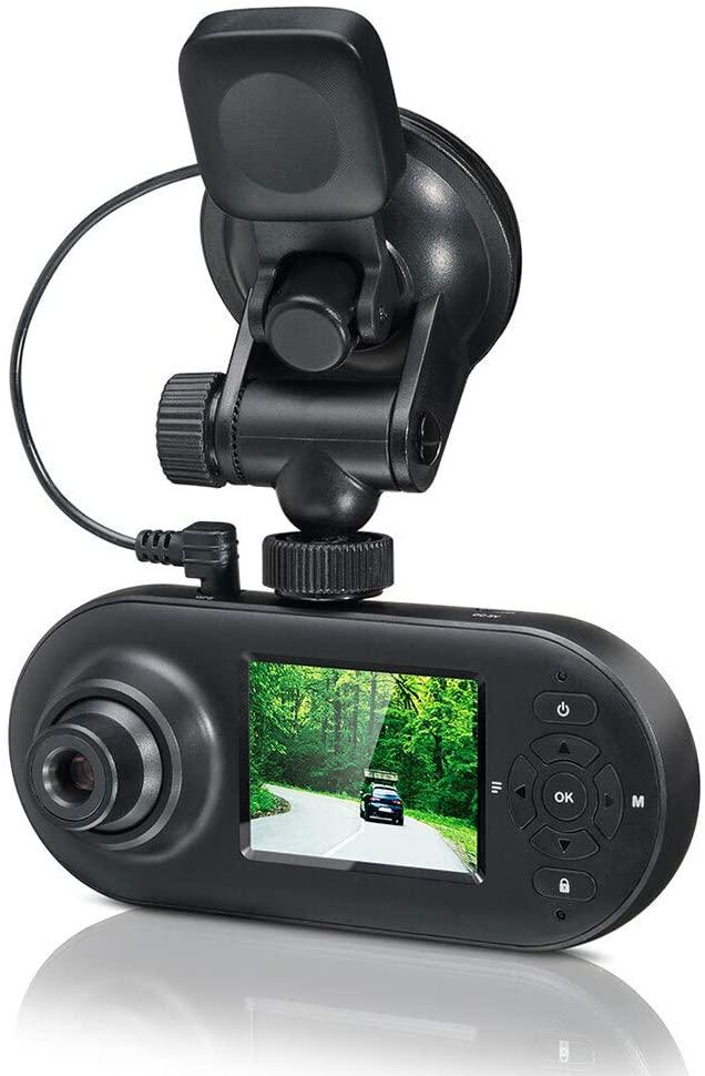 Motorola MDC500 caméra embarquée avant et arrière