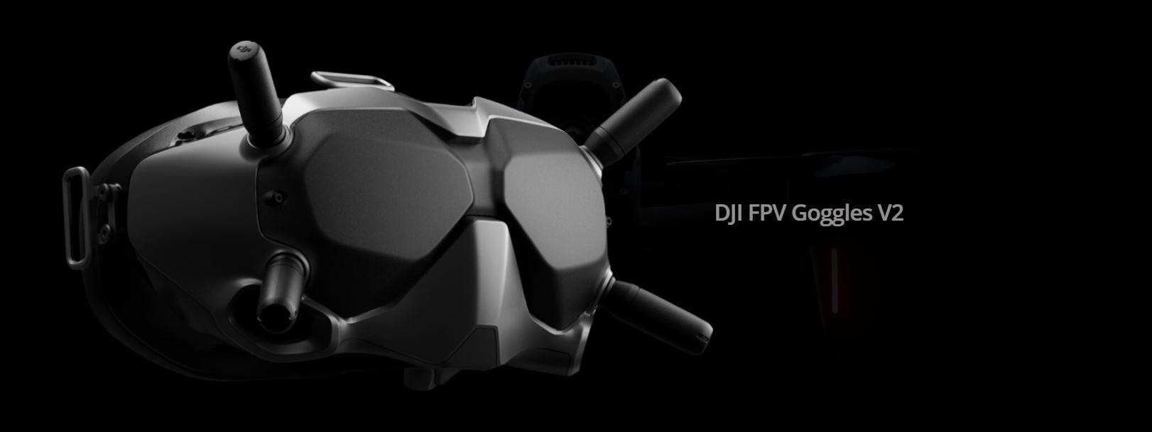 Casque DJI FPV V2