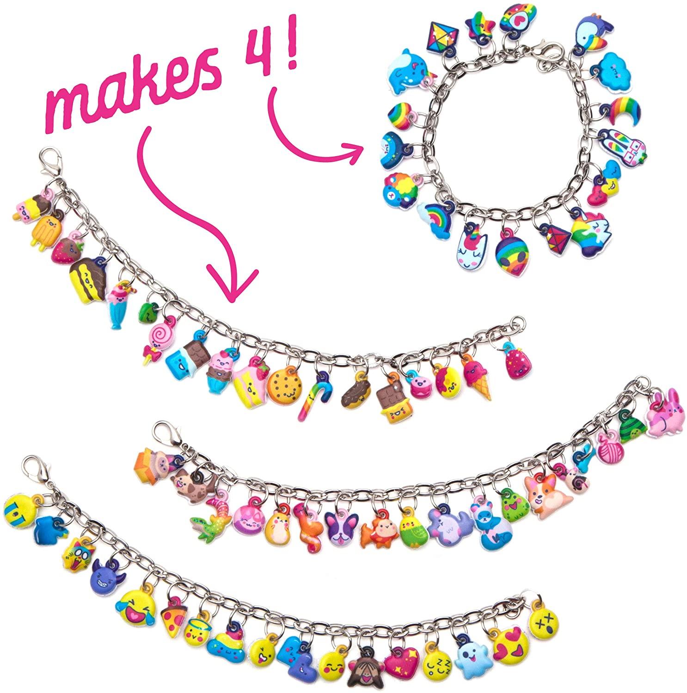 Craft-tastic DIY Charm Bracelets Ann Williams