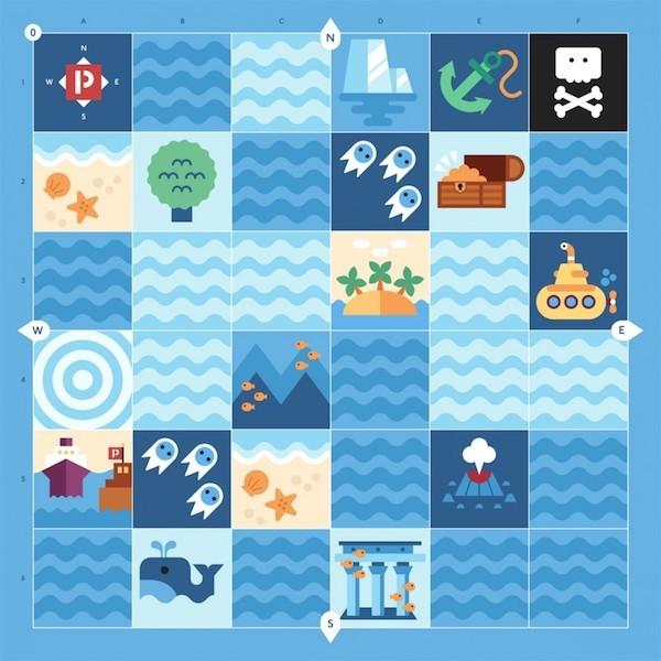 Cubetto Pack Aventure Océan Bleu