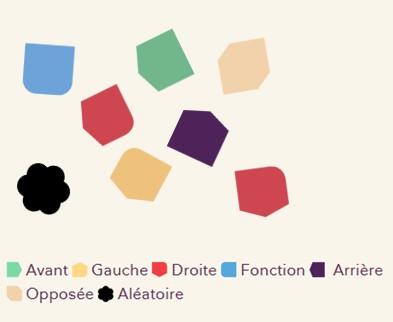 Cubetto couleurs programmation