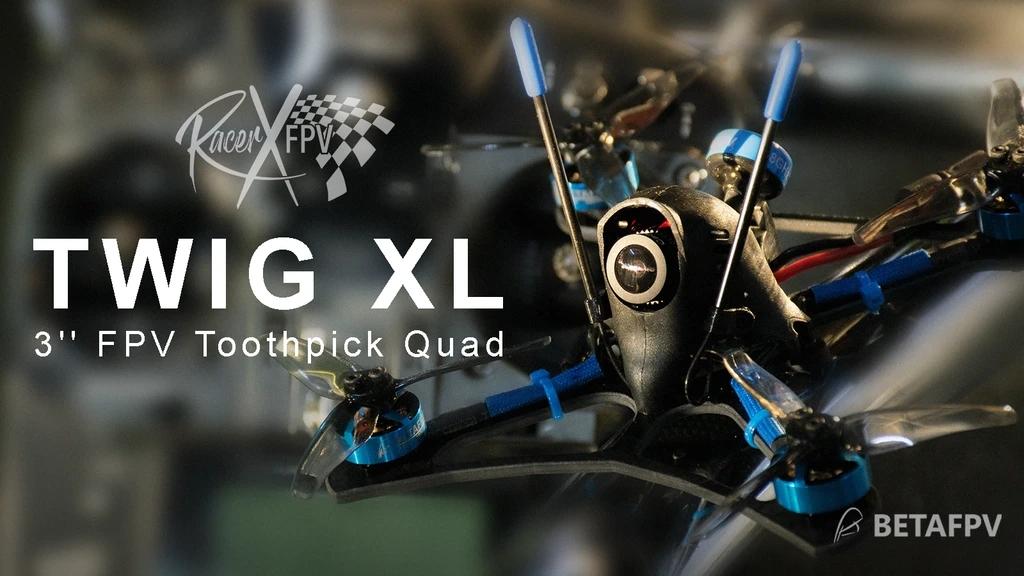 Drone Twig XL Mutant 3 BNF - BetaFPV