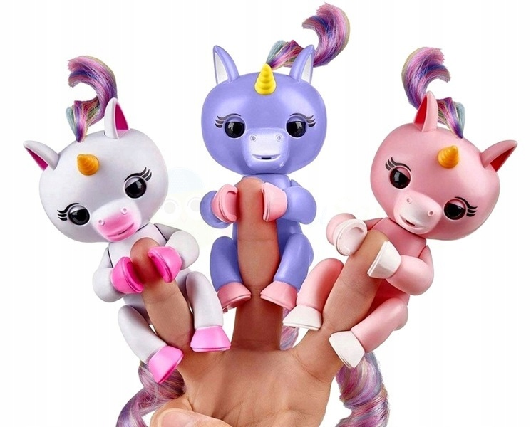 Licorne Fingerlings WowWee Toy robot