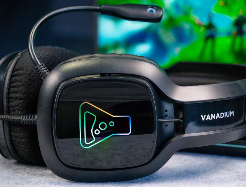 G-Lab Vanadium Korp Casque Gaming