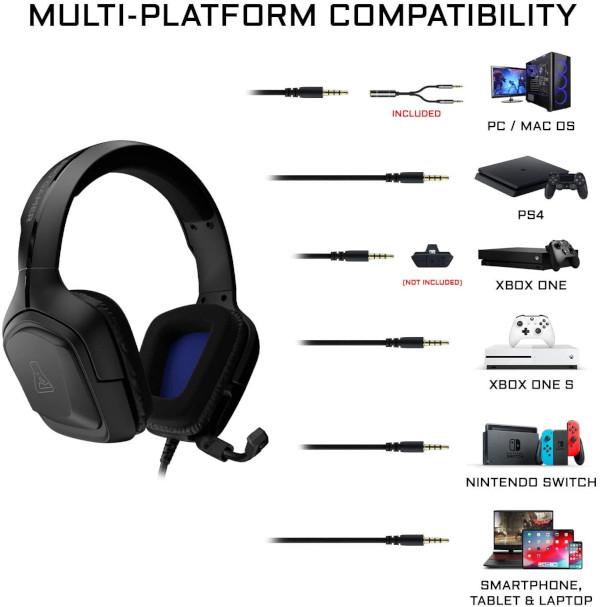 Glab Cobalt headset