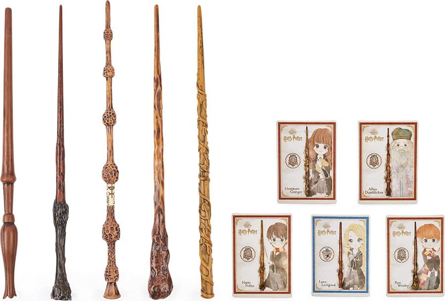 Baguette magique deluxe Harry Potter
