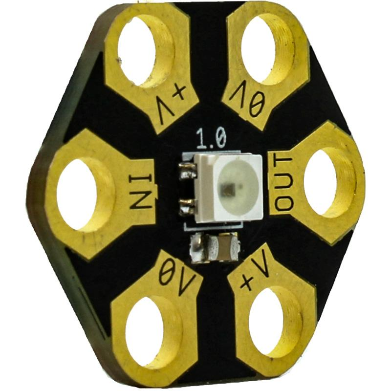 LED Hexagonale ZIP Kitronik