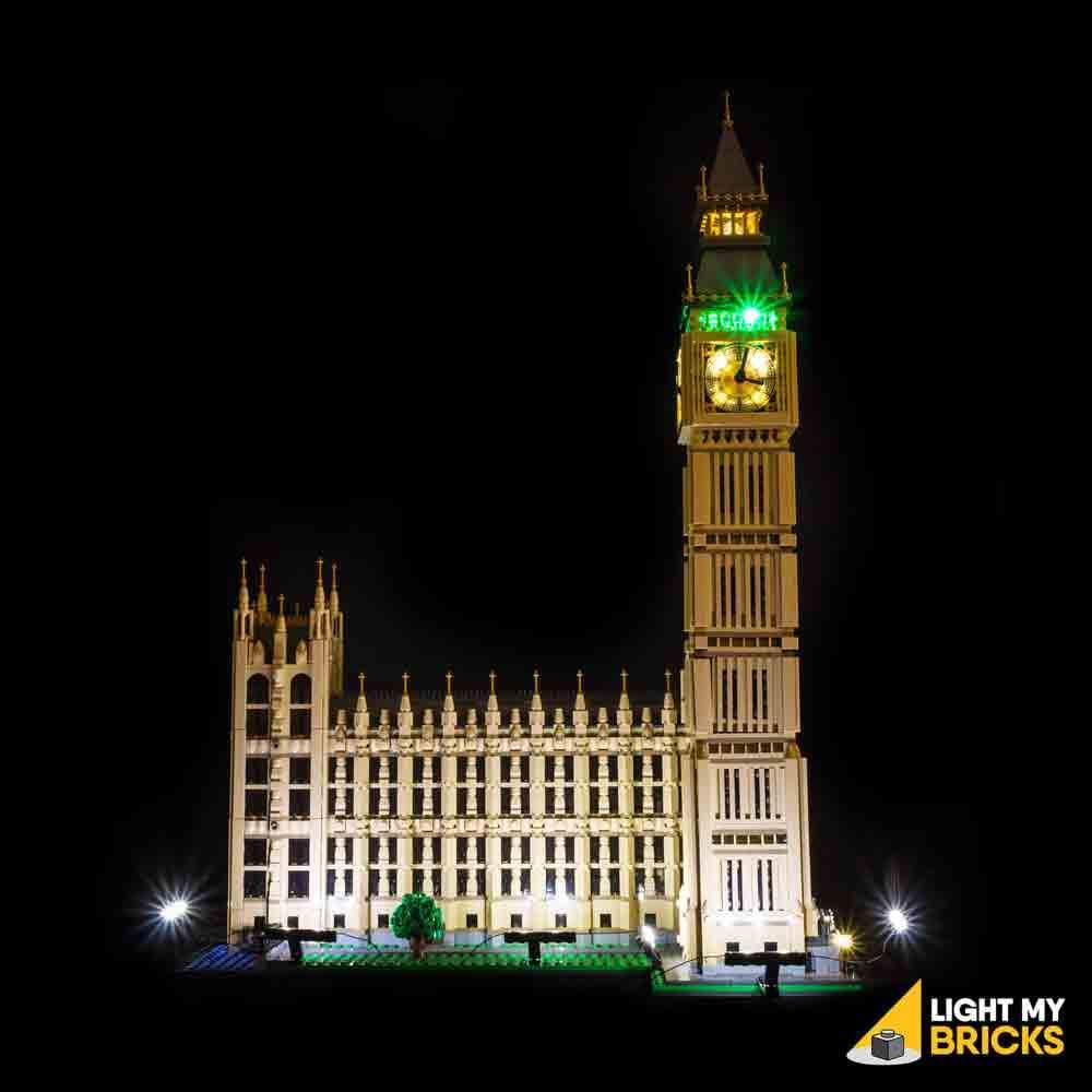 Lego Big Ben 10253 Light Kit