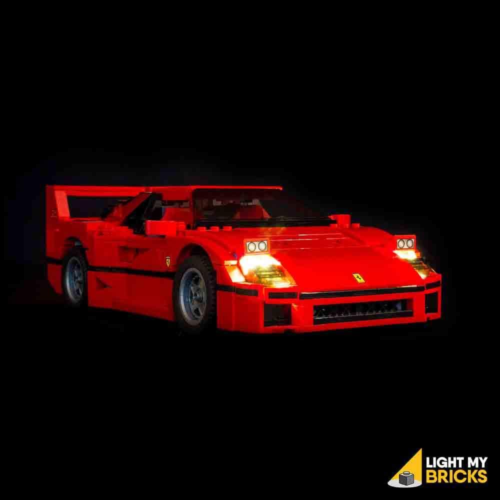 LEGO Ferrari F40 Light My Bricks