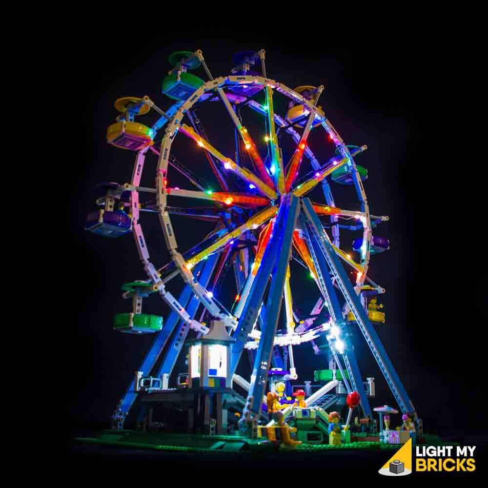 LEGO Grande Roue 10247 kit lumière