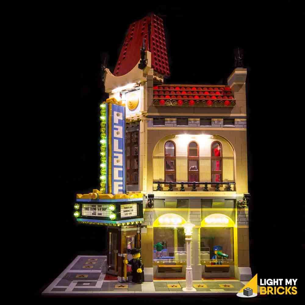 LEGO Cinema Palace 10232 Light my Bricks