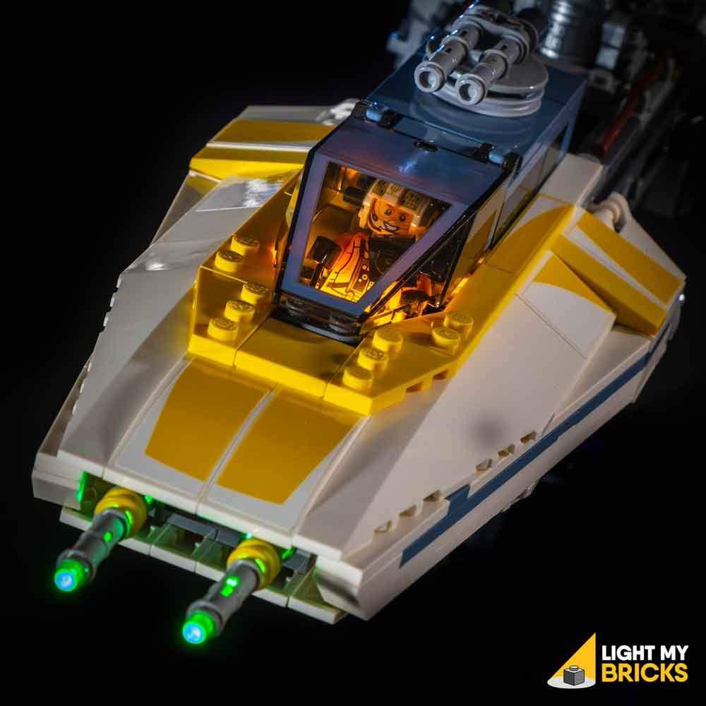 LEGO lumière star wars UCS Y-Wings