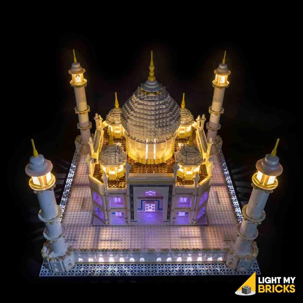 LEGO Taj Mahal 10256 Light my Bricks