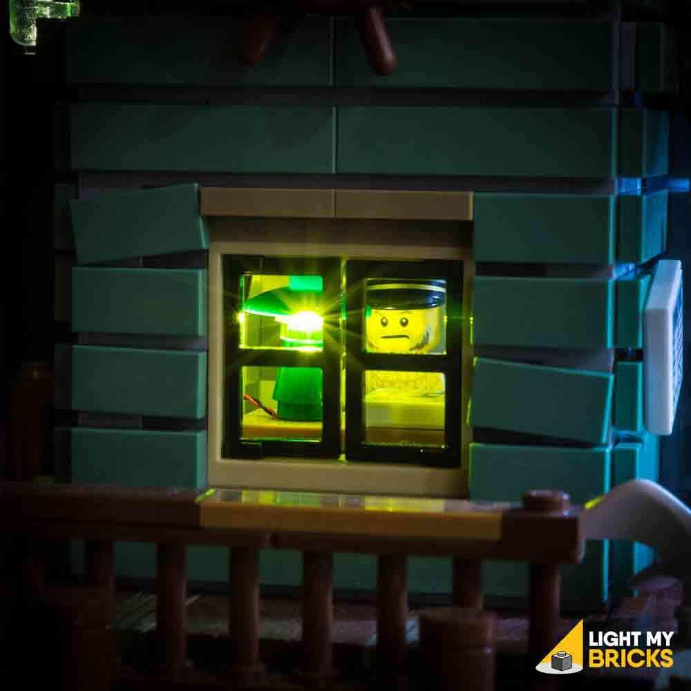 LEGO magasin de pêche 21310 Light my Bricks