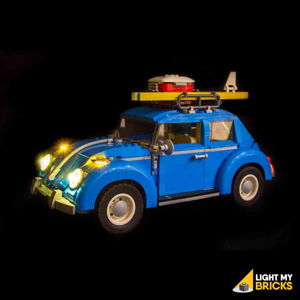 LEGO Volkswagen Coccinelle 10252 Light My Bricks