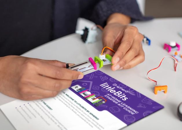 LittleBits At Home Learning Kit Starter
