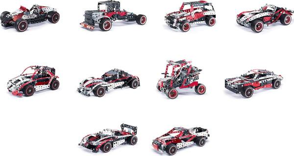 Meccano 25 motorized supercar 6062054