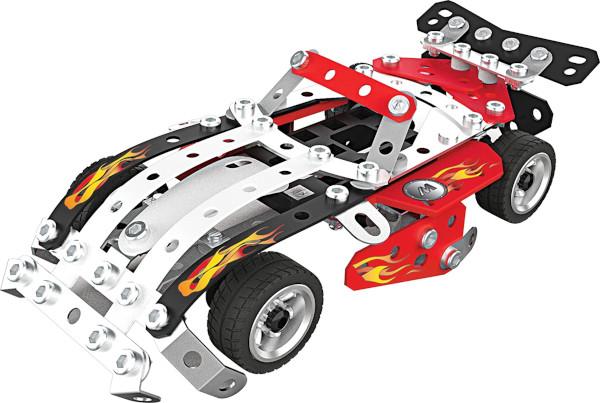 10 Meccano racing vehicles 6060104