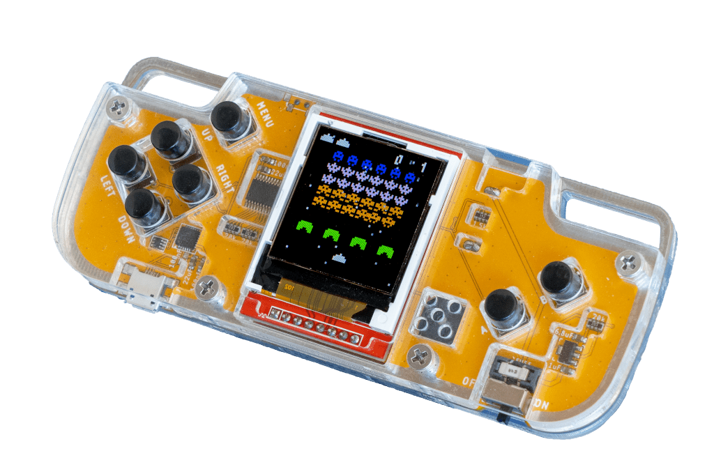 Game Console nibble CircuitMess