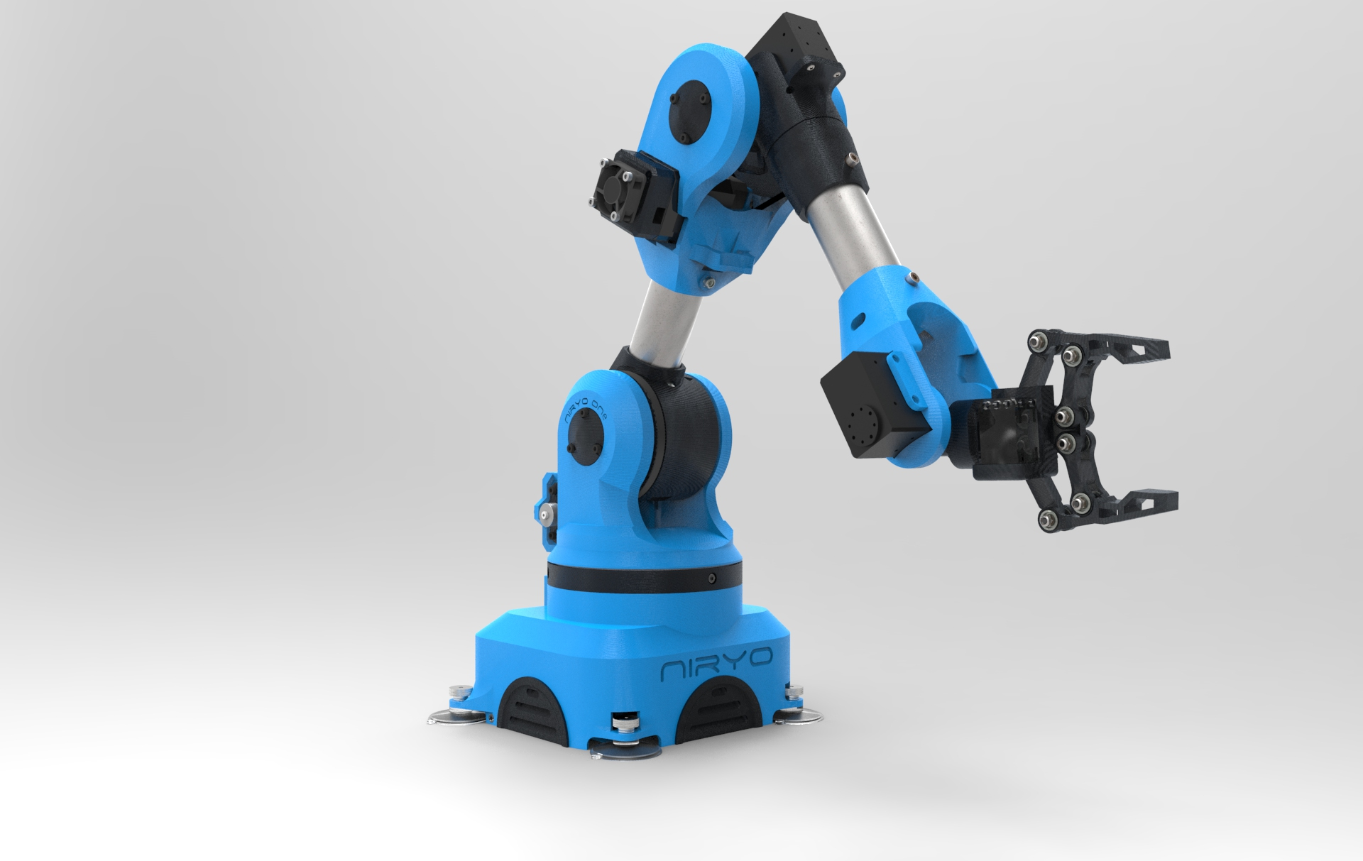 Niryo 6-axis robotic arm