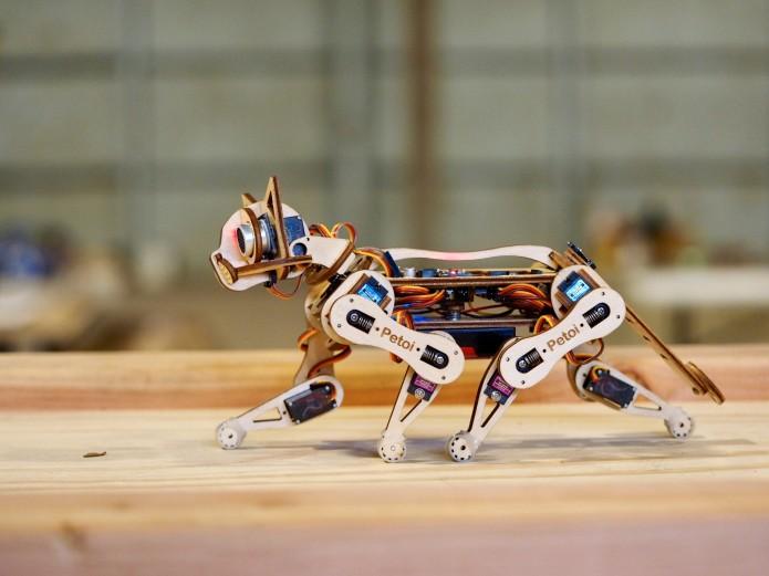 Nybble Petoi cat robot