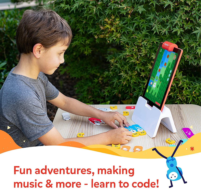 Osmo Coding Family Jeu interactif iPad et Fire