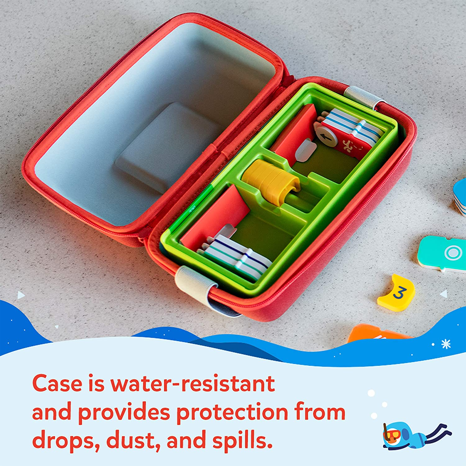 Osmo case for transport and storage