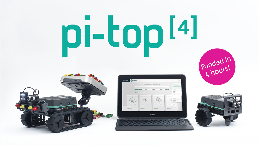 pi-top 4 Complete Edition