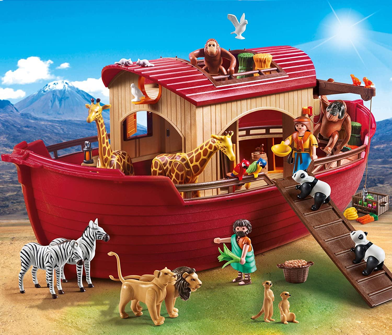 Arche de Noé Playmobil 9373