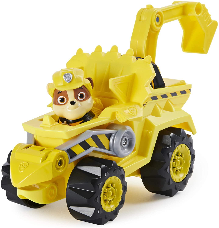 Ruben pat patrouille dino rescue véhicule et figurine