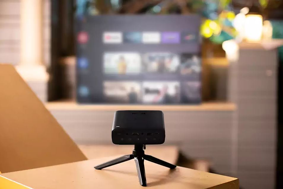 PicoPix Micro 2 TV Vidéoprojecteur Philips