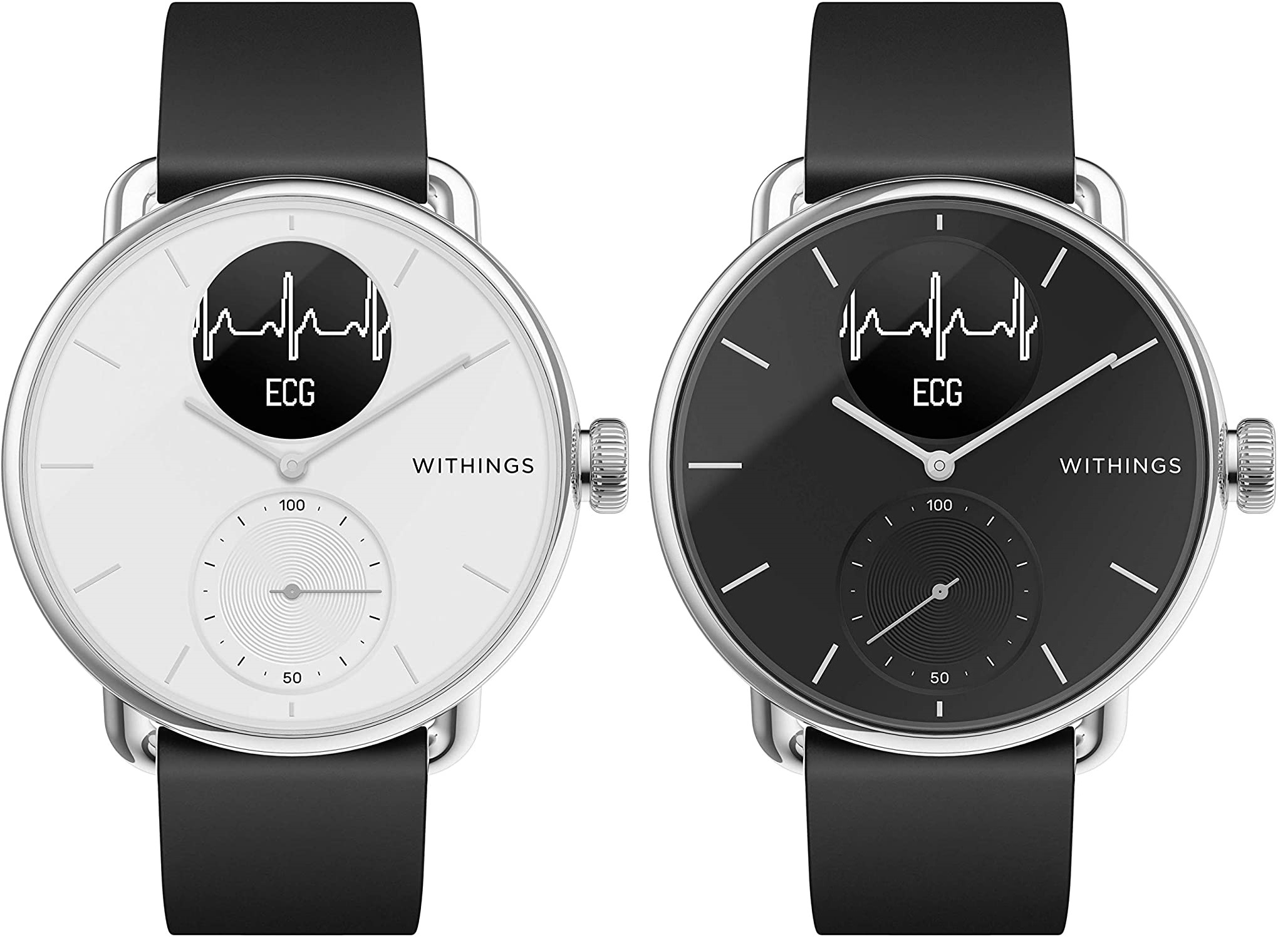 Withings Scanwatch montre connectée