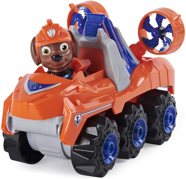 Zuma pat patrouille dino rescue véhicule et figurine