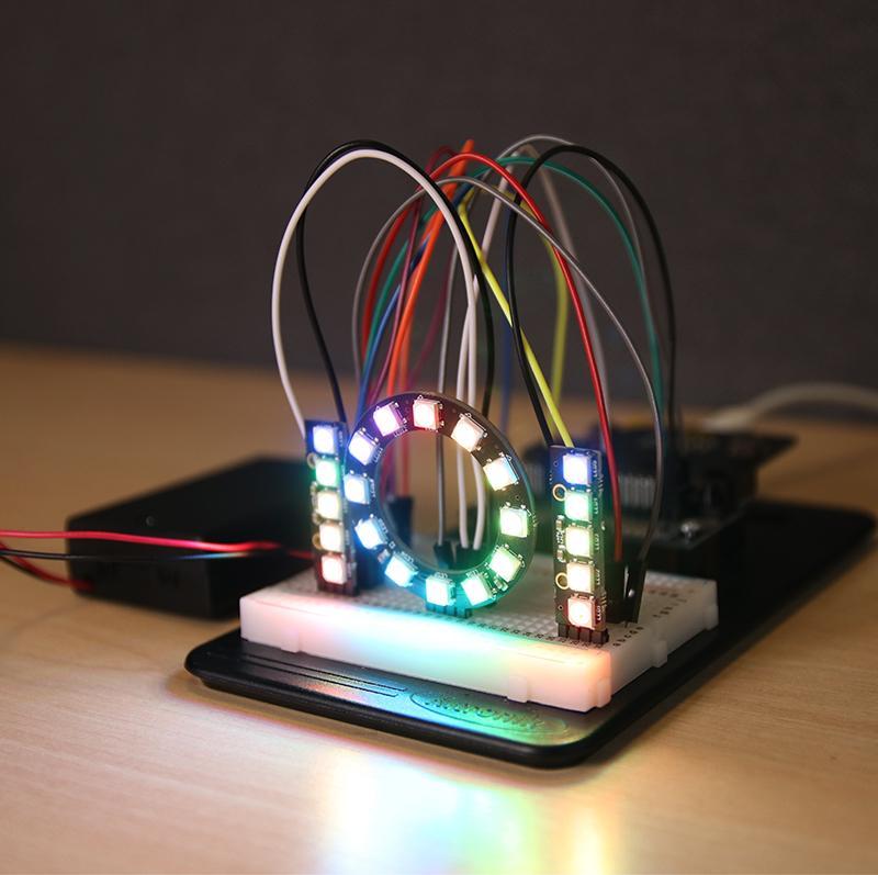 Extension LED kit inventor Kitronik