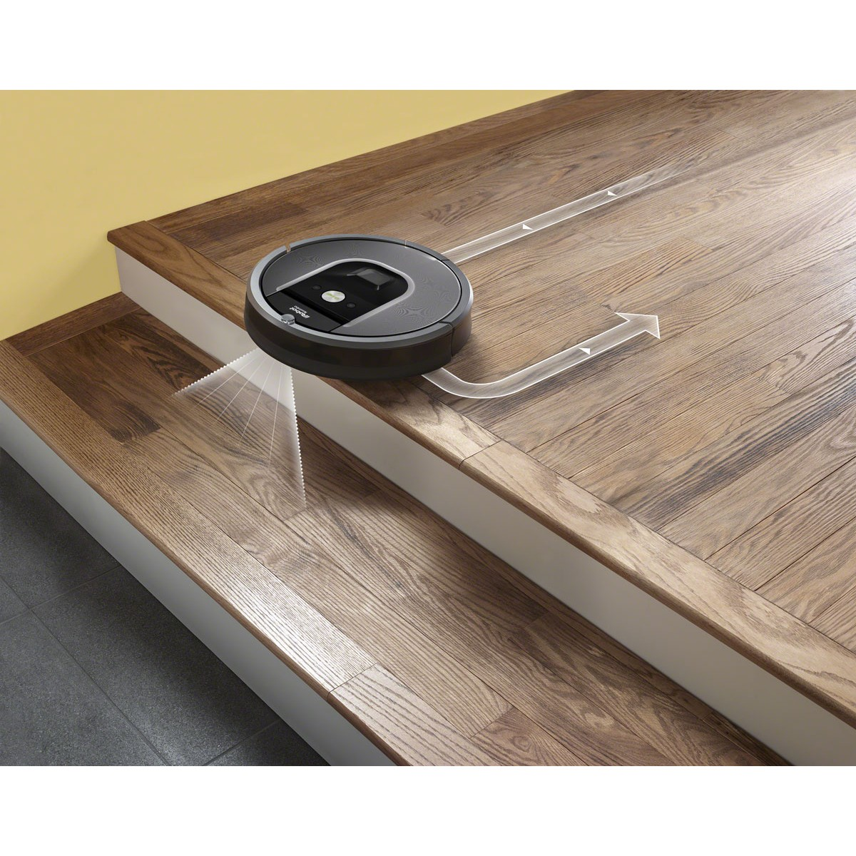 Système Aeroforce de l'aspirateur Roomba 960