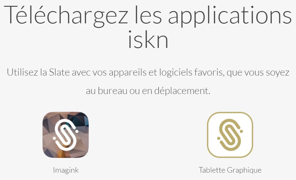 application imagink slate