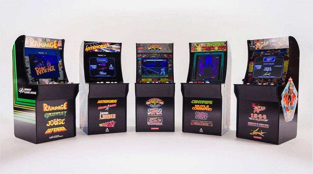 Arcades jeux Arcade1up