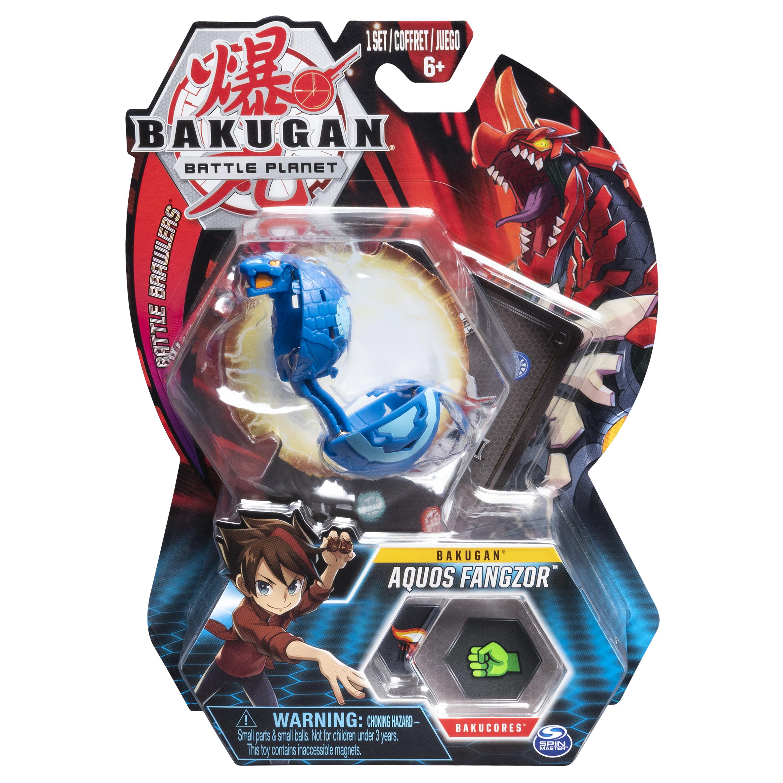 Bakugan pack 1 Aquos Fangzor