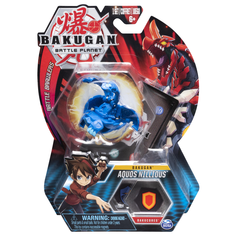 Bakugan Pack 1 Aquos Nillious