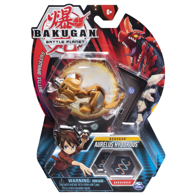 Bakugan Pack 1 Aurelus Hydorous