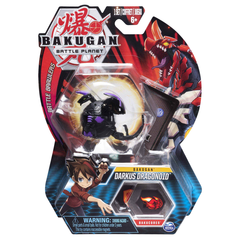 Bakugan Pack 1 Darkus Dragonoid
