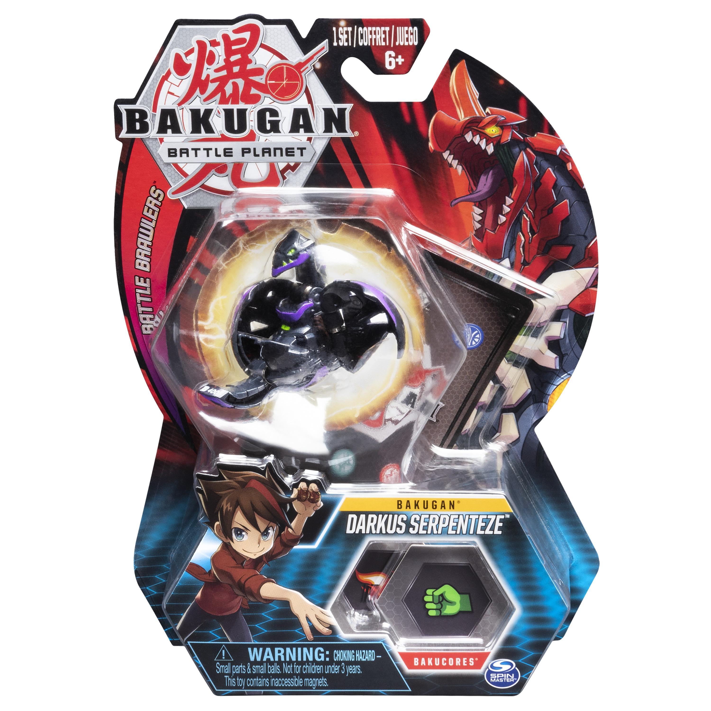 Bakugan Pack 1 Darkus Serpenteze