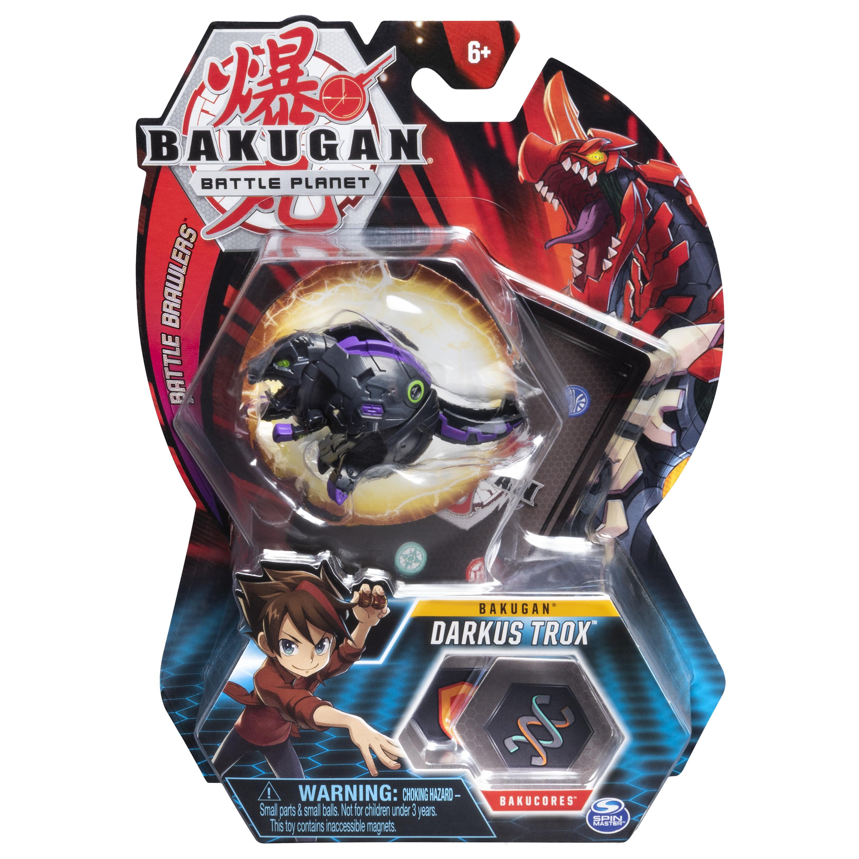 Bakugan Pack 1 Darkus Trox